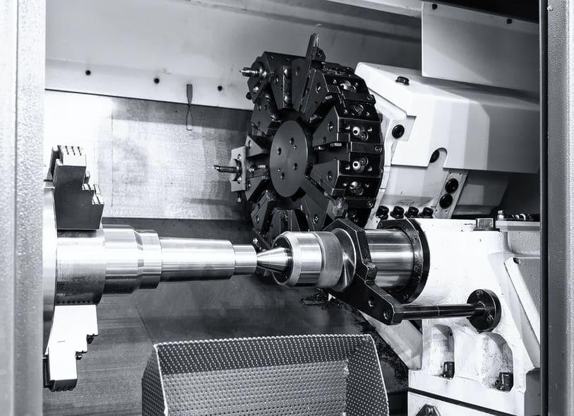 CNC Maschinenbau Drehen