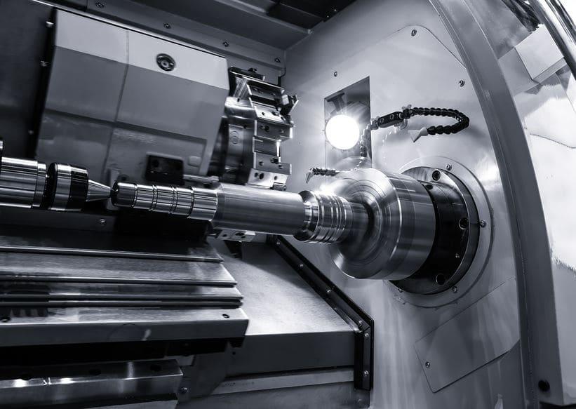 Drehteile CNC Sulmag Maschinenbau AG