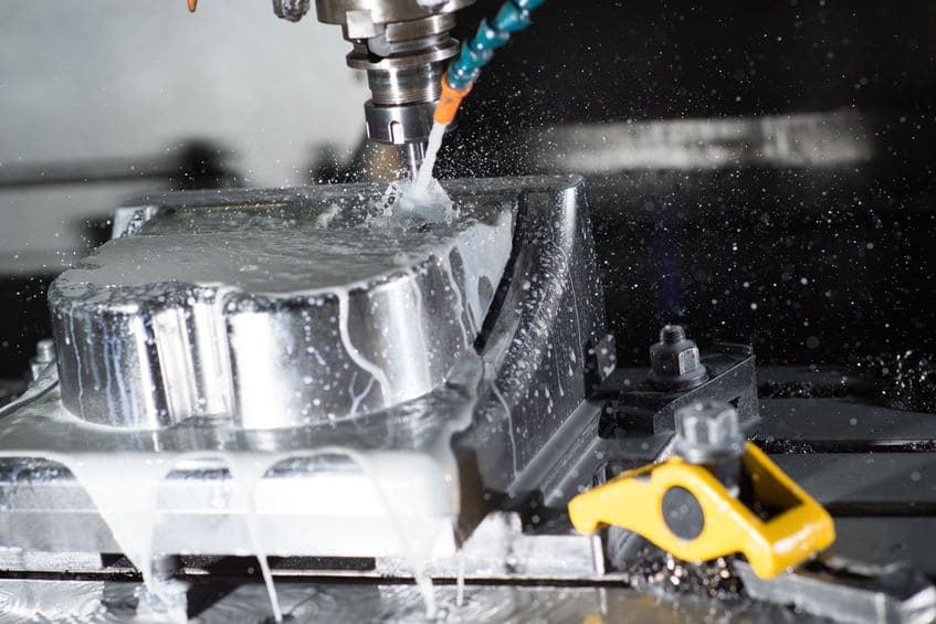Fräsmaschine-Mashinenbau