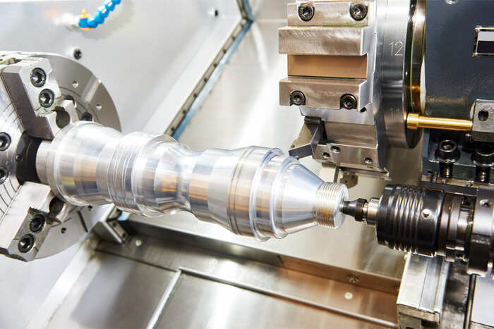 Drehteile Sulmag Maschinenbau AG
